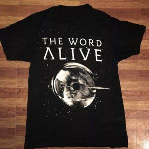 The Word Alive Men's Band Shirt